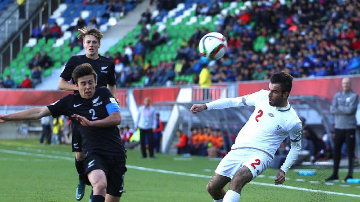 Nueva Zelandia y Siria no se hacen daño en el Mundial Sub 17