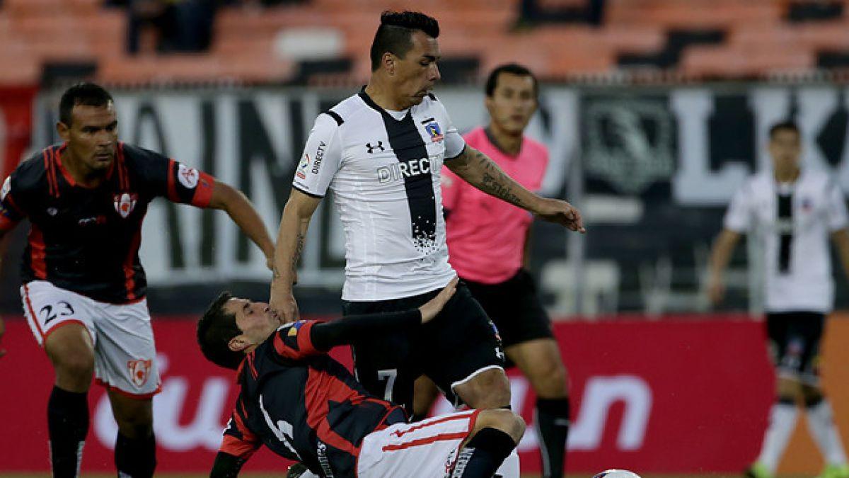 [GOL A GOL] Colo Colo está venciendo a Deportes Copiapó por Copa Chile