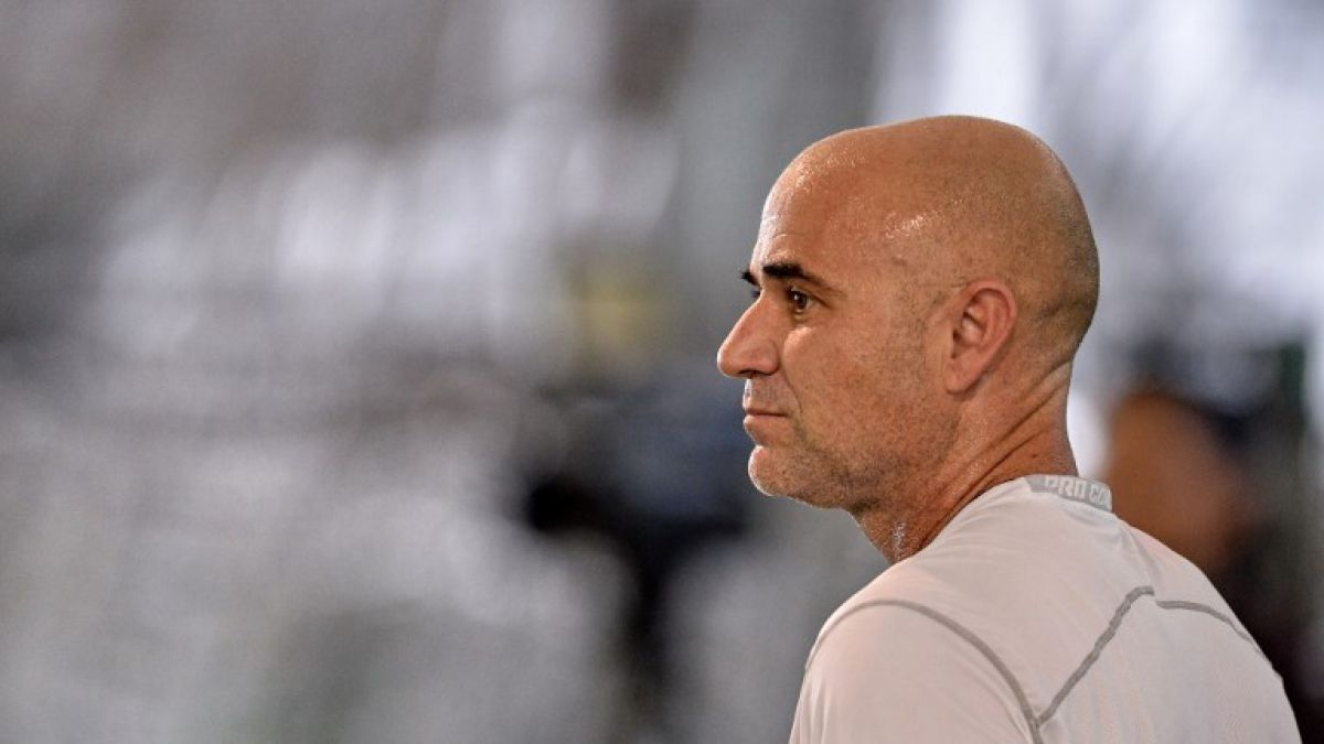 """Triste confesión de Andre Agassi: """"Fui el número uno más infeliz del mundo"""""""