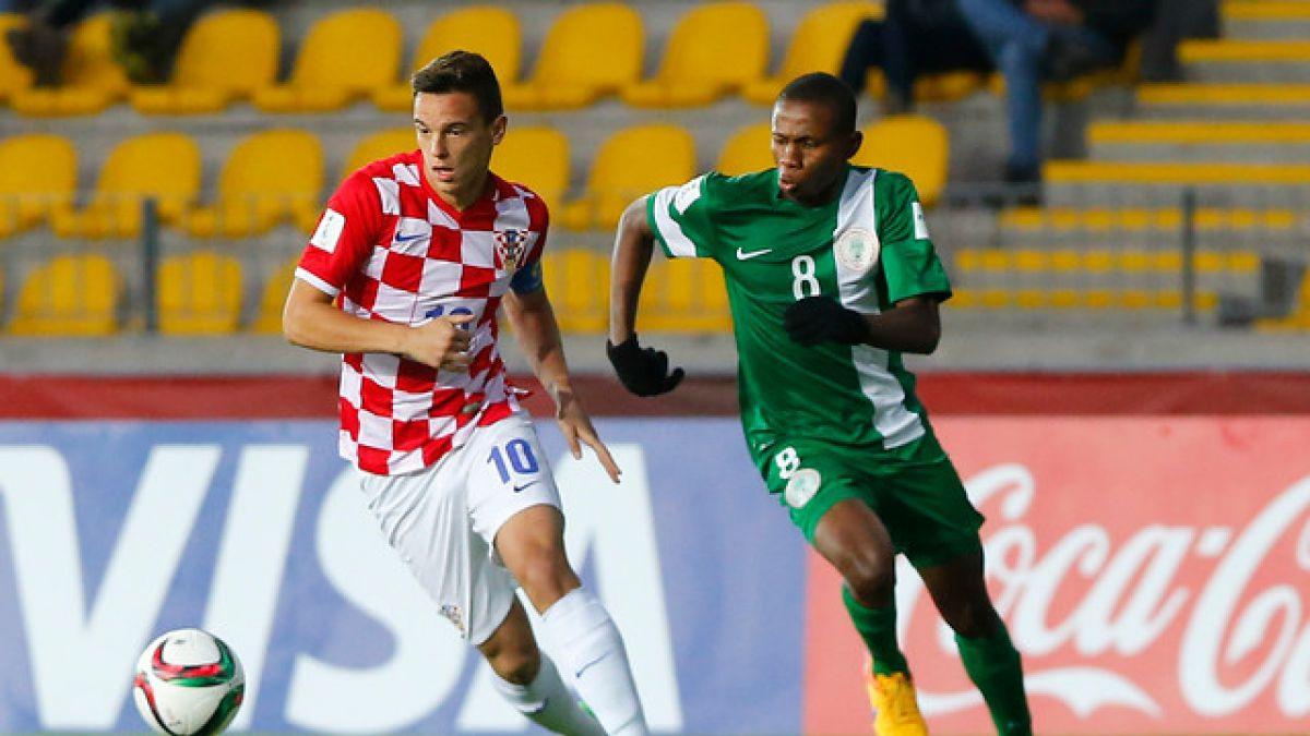 [MINUTO A MINUTO] Croacia se enfrenta a Nigeria buscando su paso a octavos de final