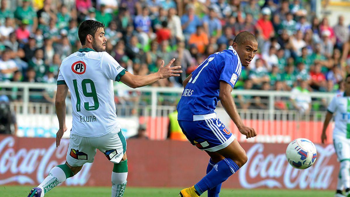 U. de Chile quiere volver al triunfo ante el Wanderers de David Pizarro