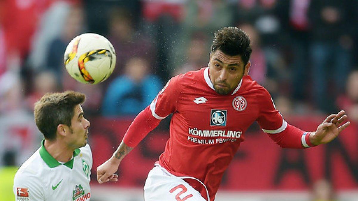 Gonzalo Jara y Miiko Albornoz caen en la Bundesliga