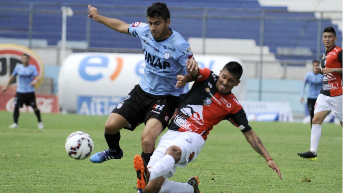 Iquique y Antofagasta empatan y se mantienen en la parte baja de la tabla del Apertura