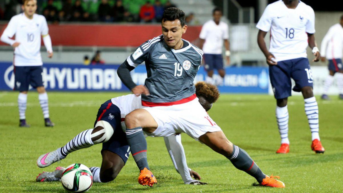 [MINUTO A MINUTO] Paraguay busca la clasificación ante Nueva Zelanda