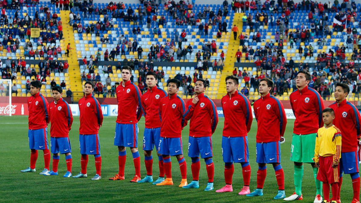 ¿Dónde y cuándo enfrenta Chile a México por los octavos de final del Mundial Sub 17?