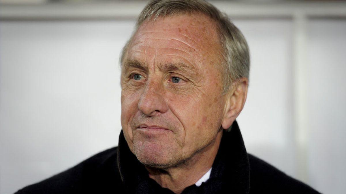 El mundo del fútbol lo recuerda: Johan Cruyff conmovido por las muestras de cariño