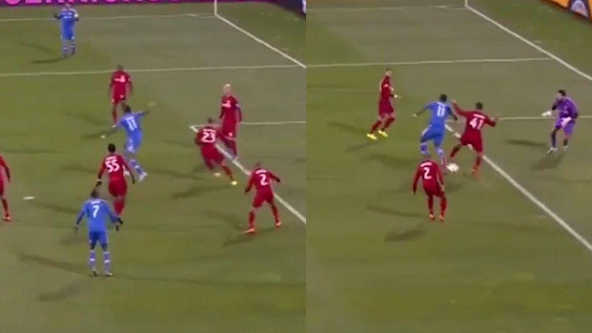 ¡Récord de Drogba! anotó dos goles de taco en menos de 2 minutos