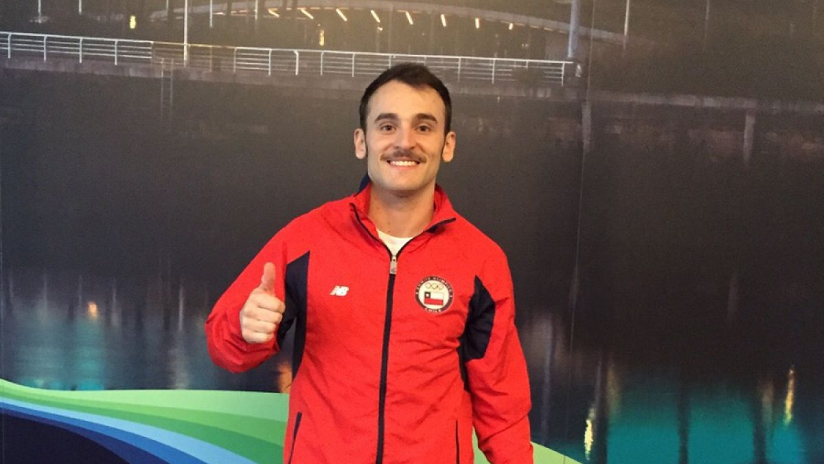 Tomás González clasifica a final de suelo y pasa al Olympic Test que entrega cupos a Río 2016