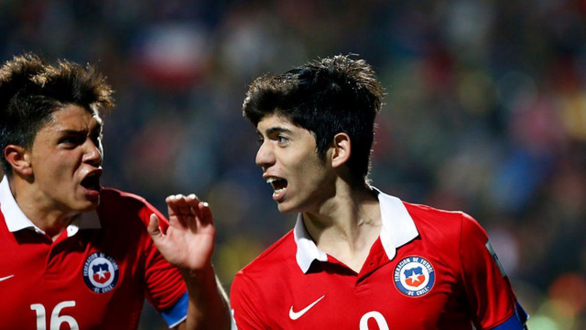Goleador de Chile confiesa por qué lloró tras clasificación: Esta generación no es mala