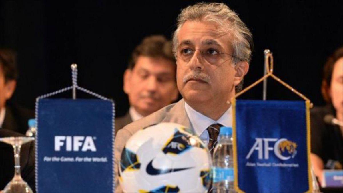 África apoya al jeque Salman para la presidencia de la FIFA