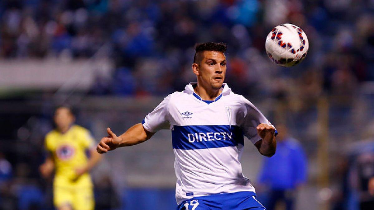 Desgarro descartado: Mark González presenta una leve lesión y podría estar con La Roja