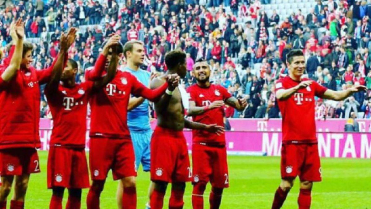 Vidal sigue celebrando: Bayern Munich ahora gana en la Copa de Alemania