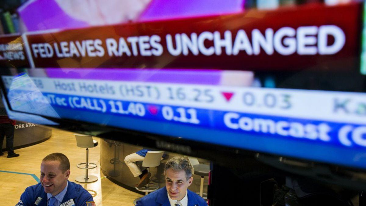 La Fed mantiene los tipos, que podrían empezar a subir en diciembre