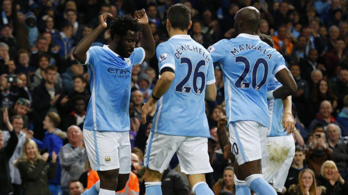 Manchester City de Pellegrini golea y está en cuartos de la Capital One Cup