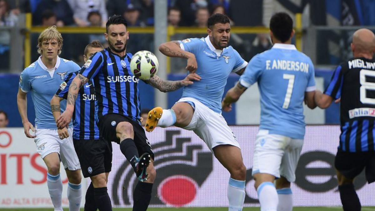 Con Carmona de capitán y Pinilla de titular Atalanta logra valioso triunfo en Italia