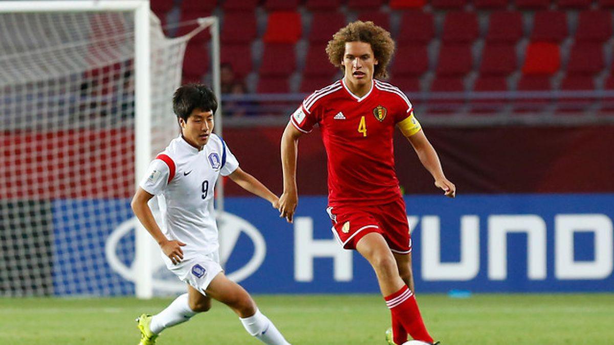 [MINUTO A MINUTO] Bélgica está venciendo a Corea del Sur en el Mundial Sub 17