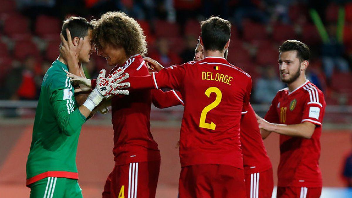 Bélgica se inscribe en cuartos tras vencer a Corea del Sur en La Portada