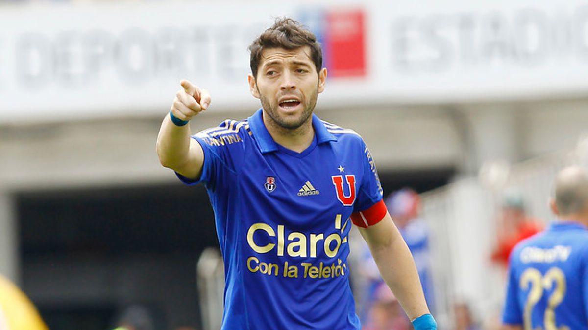 Capitán de la U y Superclásico: Tenemos una deuda que es ganar en el Monumental