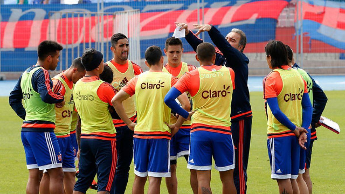 Lasarte responde a críticas de Colo Colo:  Yo no entro en el jueguito de palabras