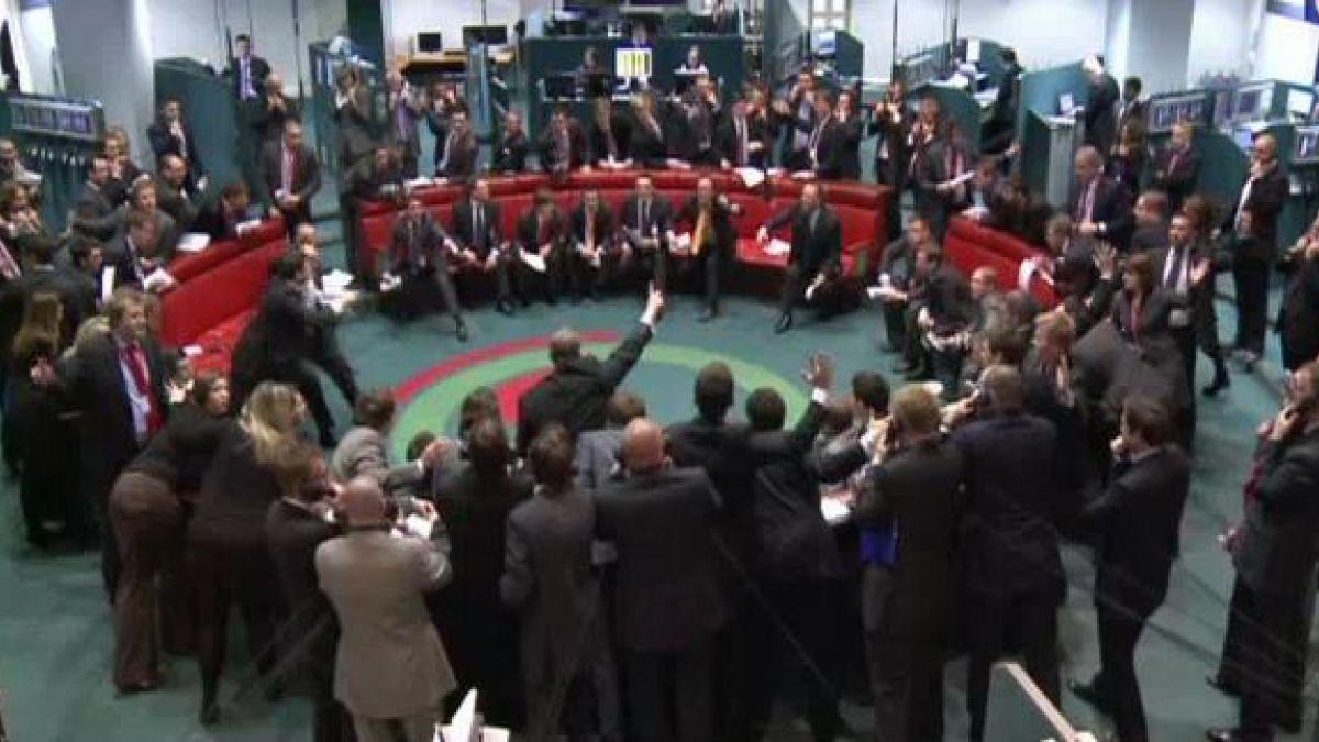 Las principales bolsas europeas abren con fuertes caídas