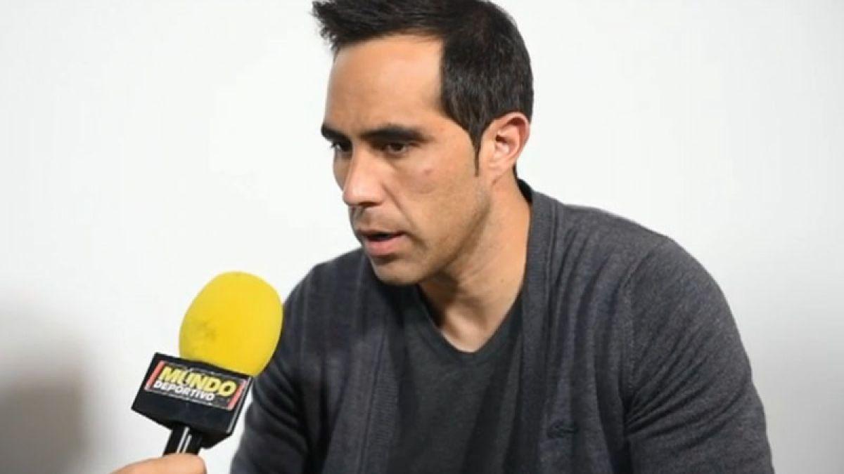 """Claudio Bravo: """"Sería una locura decir que estoy descontento en el mejor equipo del mundo"""""""