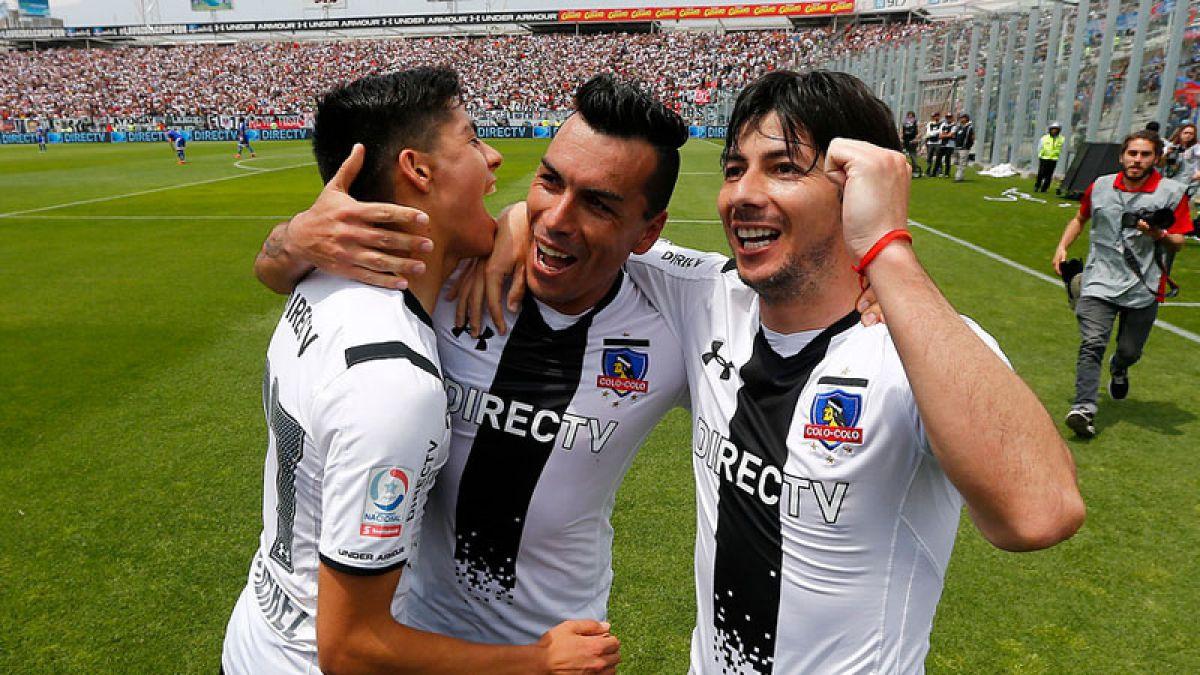 Colo Colo suma 5 Superclásicos ganados consecutivamente