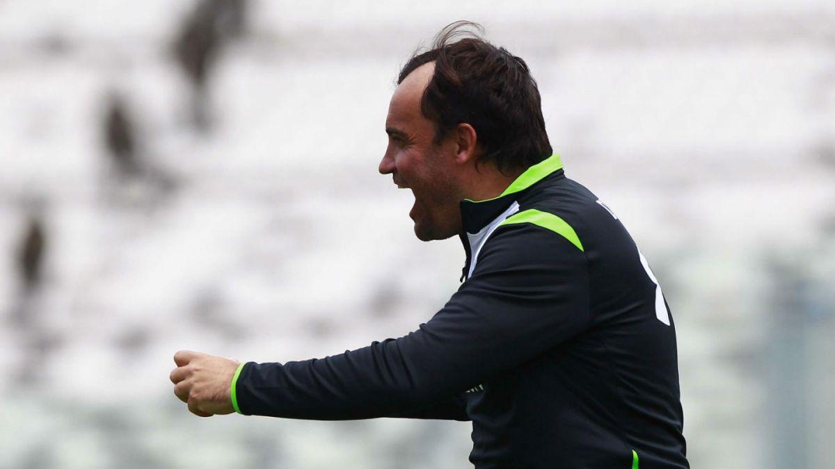 José Luis Sierra: Ganar un clásico en nuestro estadio tiene un sabor muy especial
