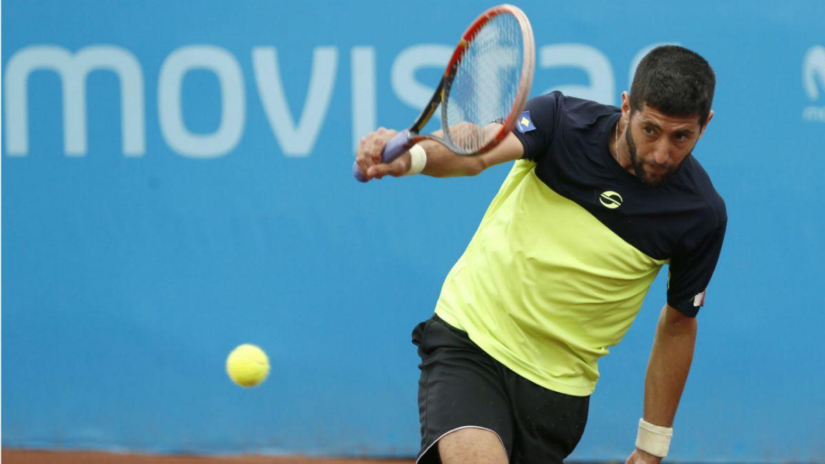 Hans Podlipnik se corona campeón de dobles en challenger de Lima