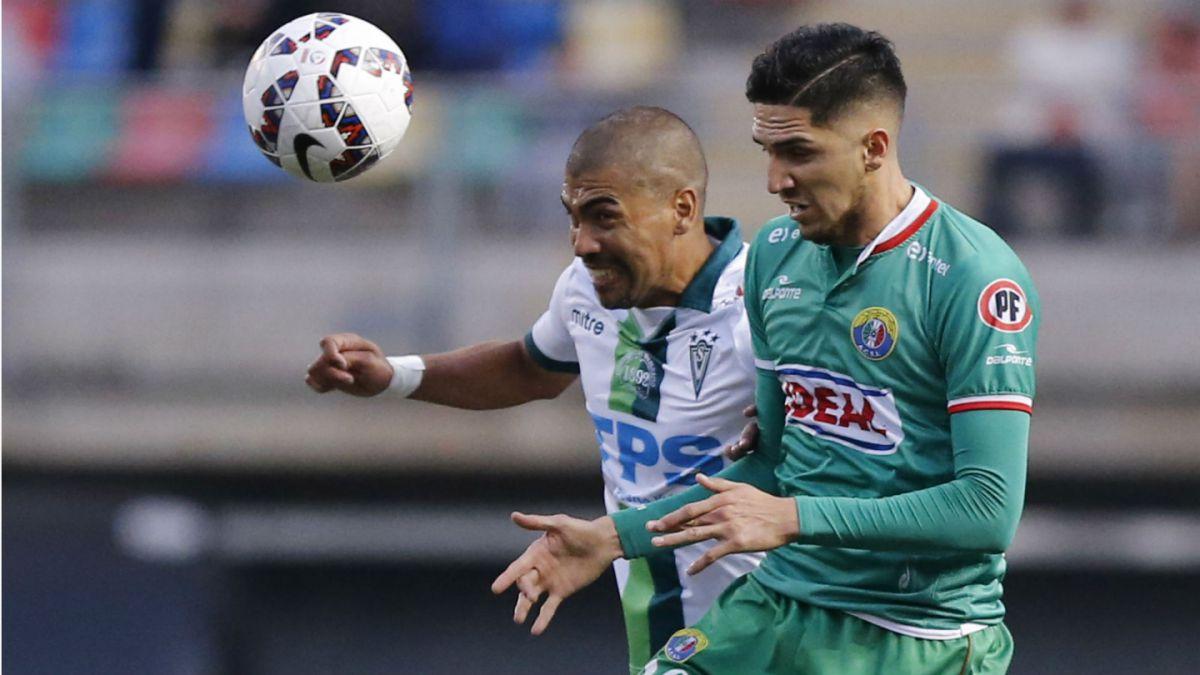 Audax Italiano salva empate frente a Wanderers y sigue dentro de la liguilla