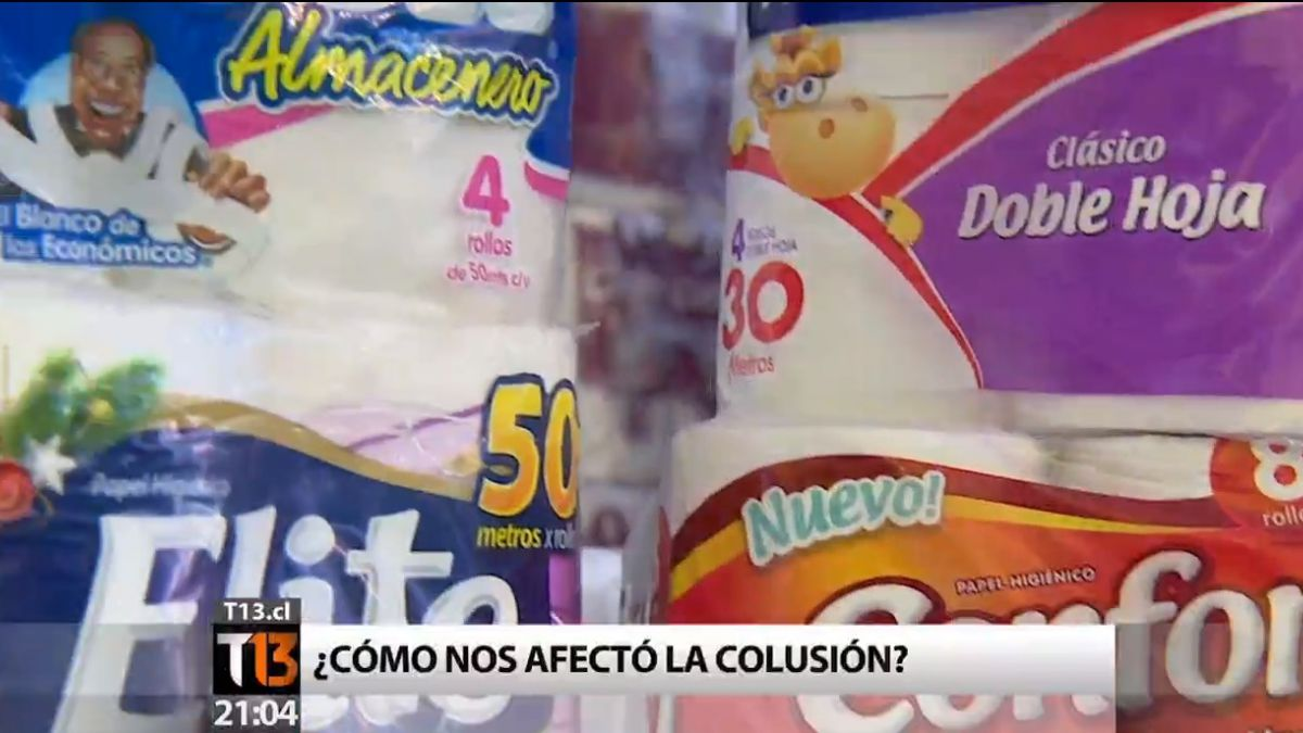 Cartel del Papel Confort: ¿Cómo afectó la colusión al bolsillo de los chilenos?