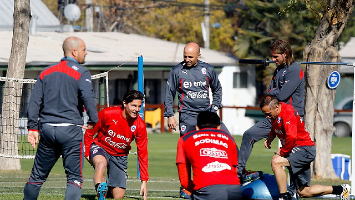 Miiko Albornoz llena de loas a Sampaoli: Nunca he visto un entrenador como él