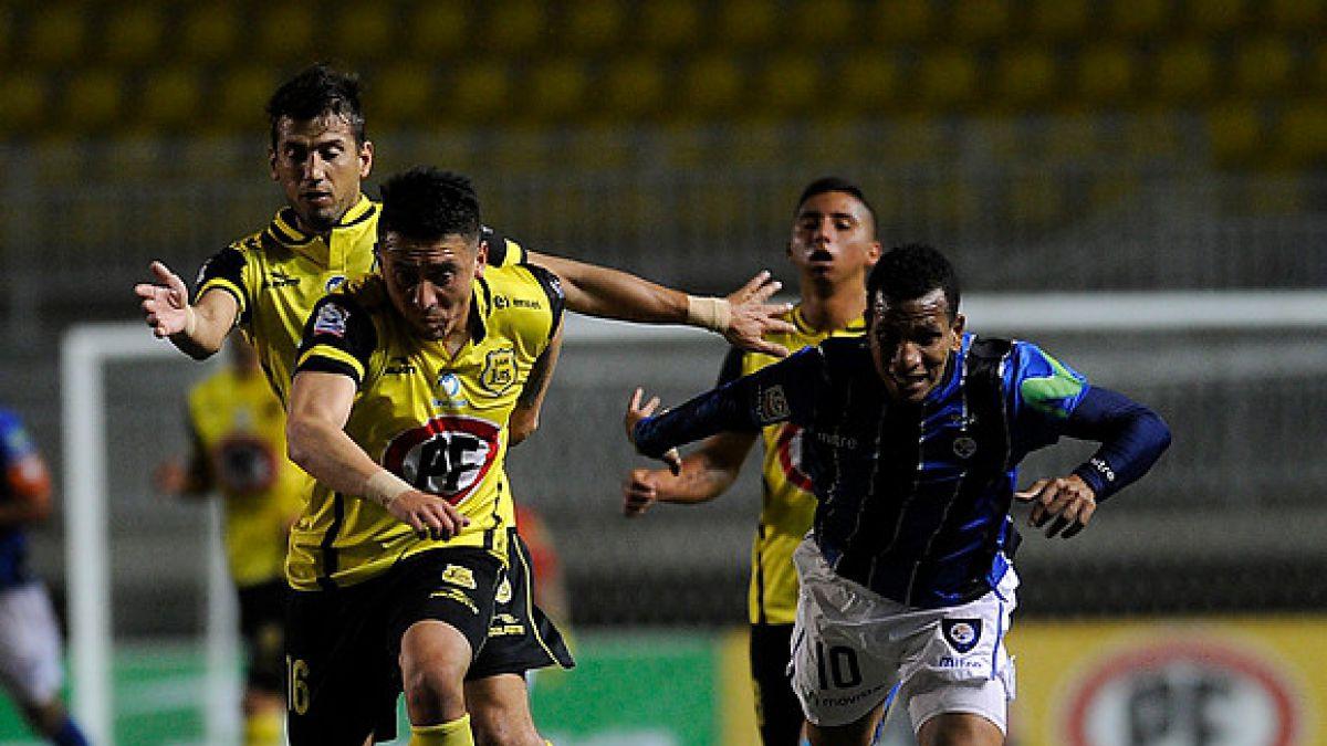 [MINUTO A MINUTO] Huachipato venció en guerra de goles a San Luis en Quillota