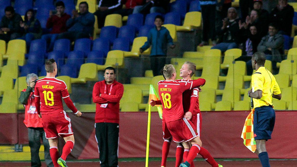 Bélgica celebra con un golazo y está en semis del Mundial Sub 17
