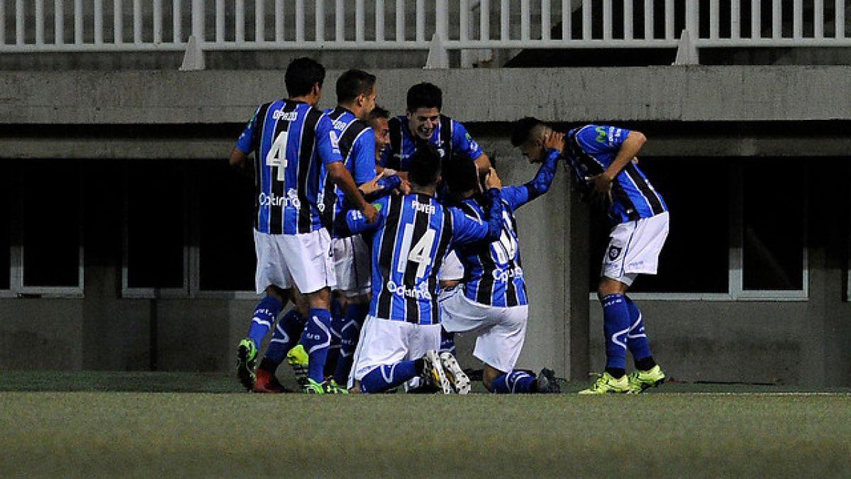 Huachipato logra valioso triunfo ante San Luis en cierre de la fecha 11