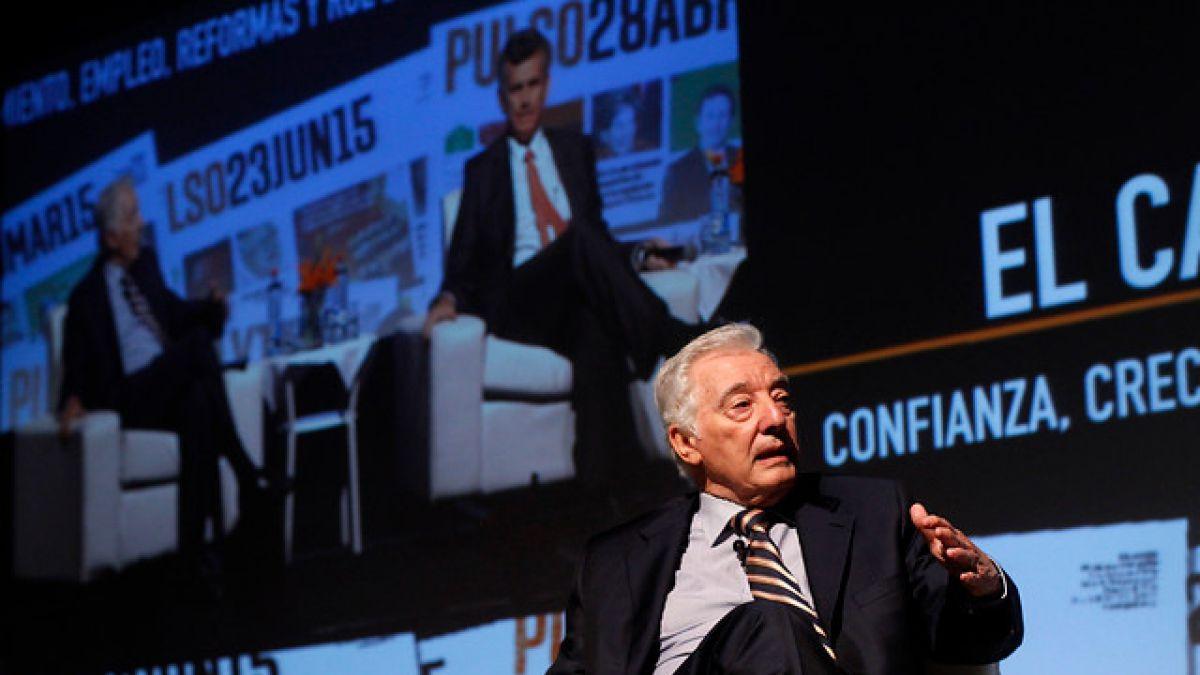 José Antonio Guzmán critica a la colusión: Es vergonzoso, decepcionante y desalentador