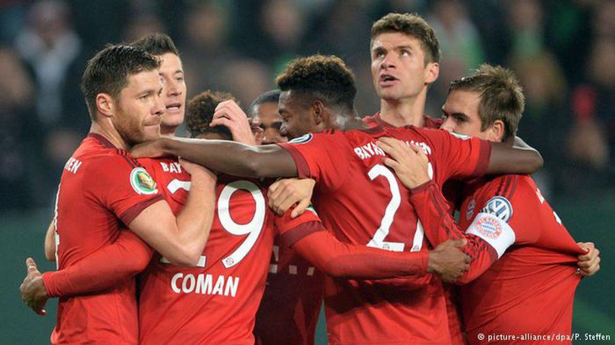Bayern: tres equipos en uno