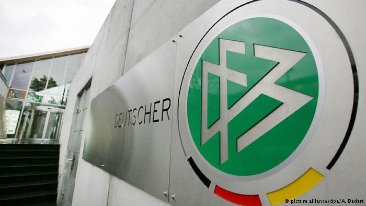 Las autoridades fiscales registraron hoy la sede de la Federación Alemana de Fútbol (DFB) en Fráncfort.