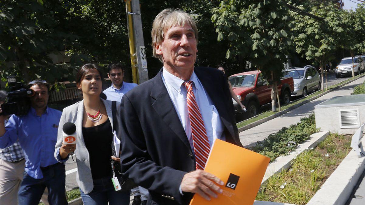 SVS responde a reclamación de Hernán Büchi por multa en caso SQM