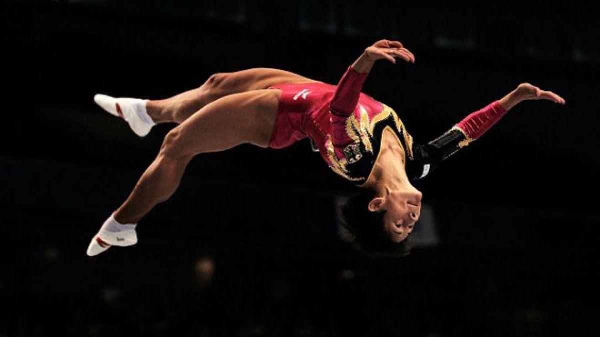 Oksana Chusovitina es la única gimnasta que ha participado en seis olimpiadas.
