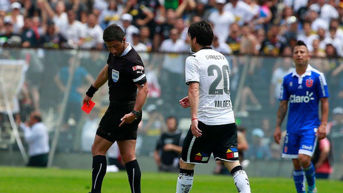 Jaime Valdés tras su sanción: Decepcionado total