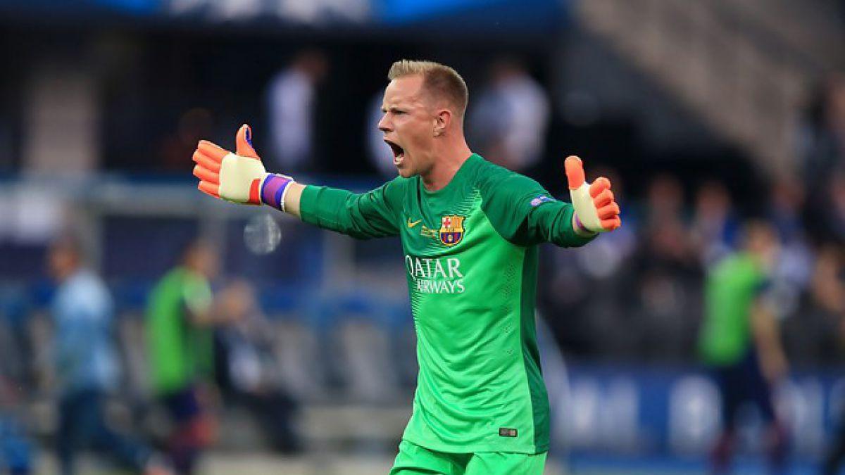 En España aseguran que Liverpool quiere a Marc-André Ter Stegen