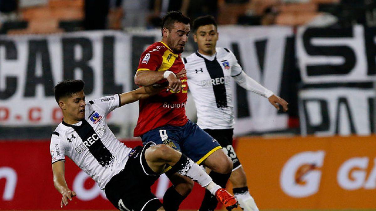 Colo Colo y Unión Española dirimen al segundo finalista de la Copa Chile