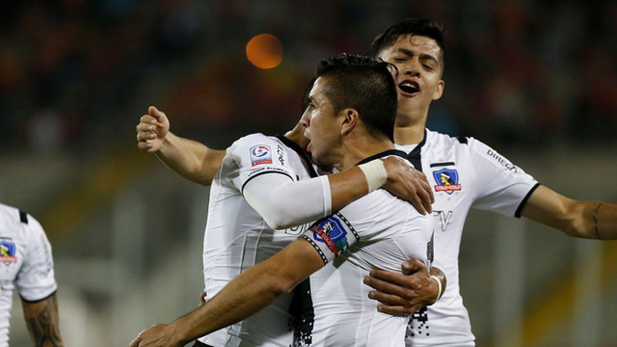 Colo Colo logra ajustado triunfo ante Unión Española en semis de Copa Chile