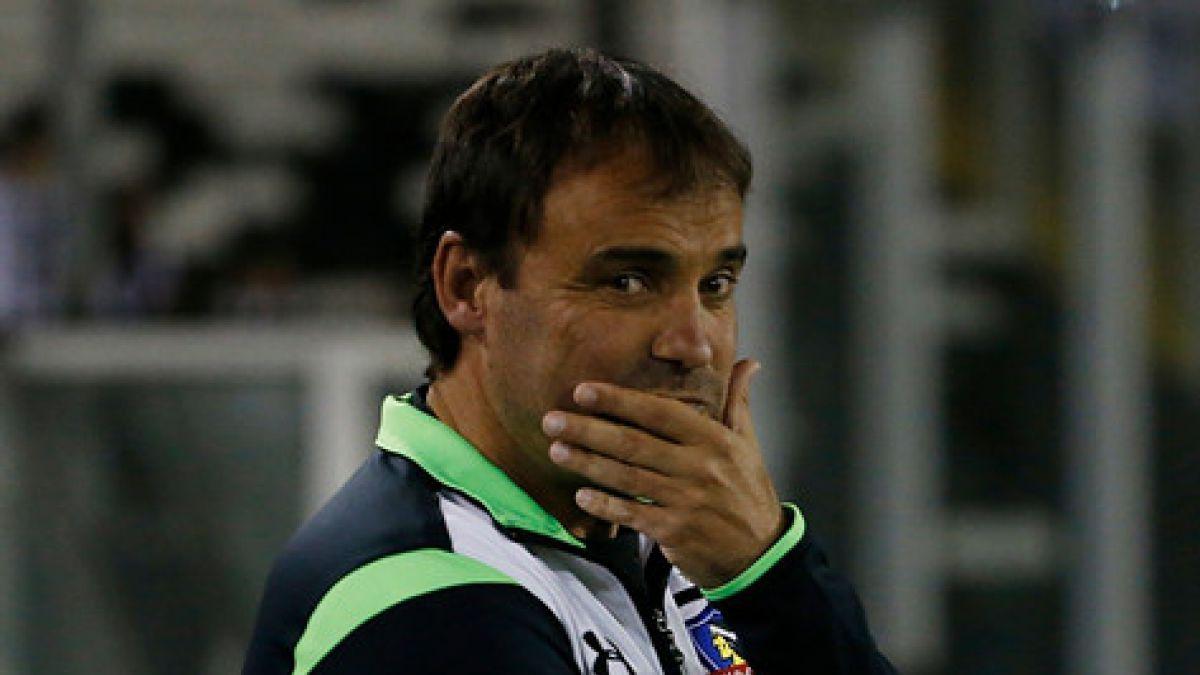 """Sierra destaca triunfo y golpea la mesa ante expulsiones: """"No nos puede seguir pasando"""""""