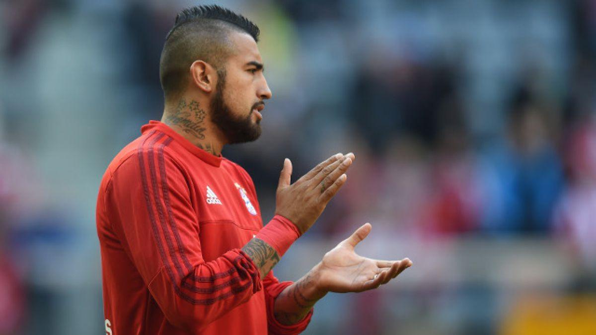 """Vidal critica: """"Que poco se habla de fútbol en Chile cuando gana el King Arturo"""""""