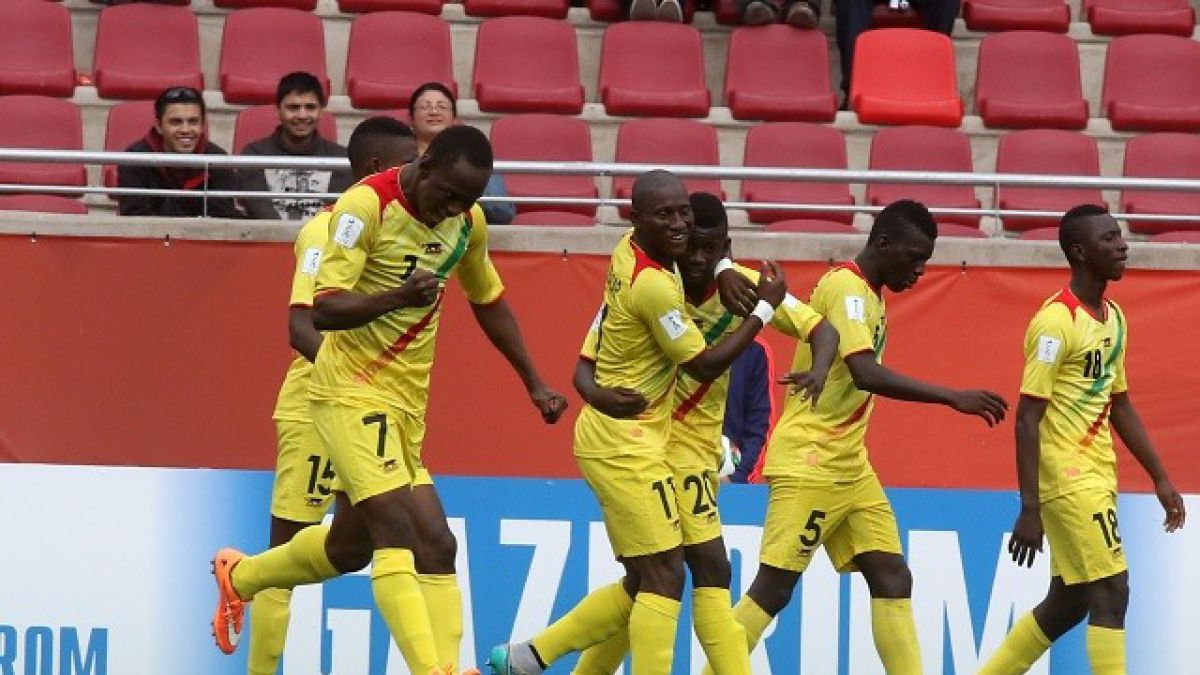 Malí venció a Bélgica y es finalista del mundial (Sub 17)