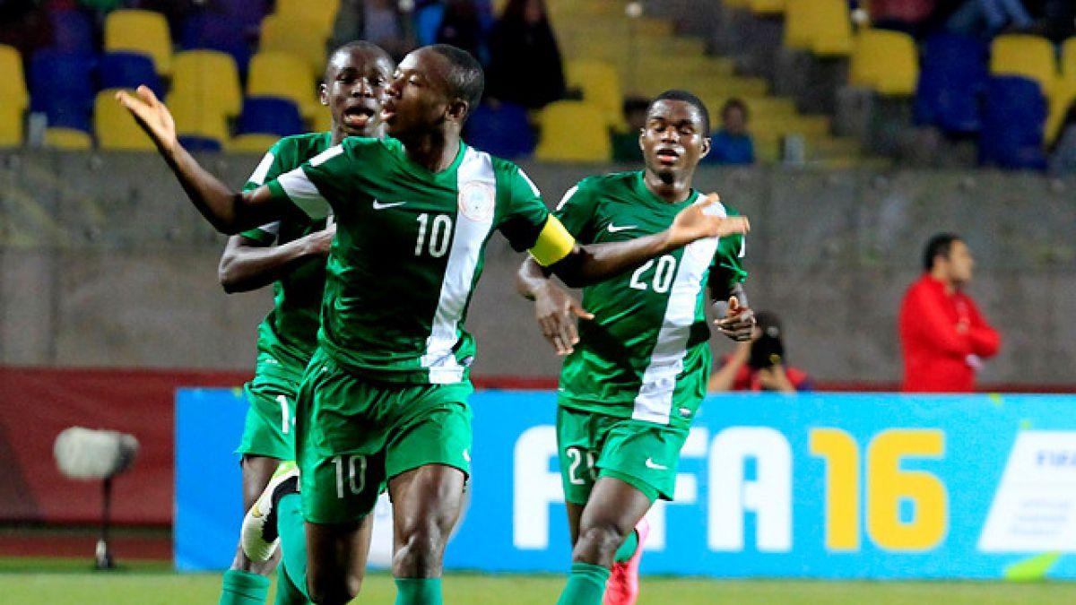 Nigeria vence en partidazo a México y animará la final del Mundial Sub 17
