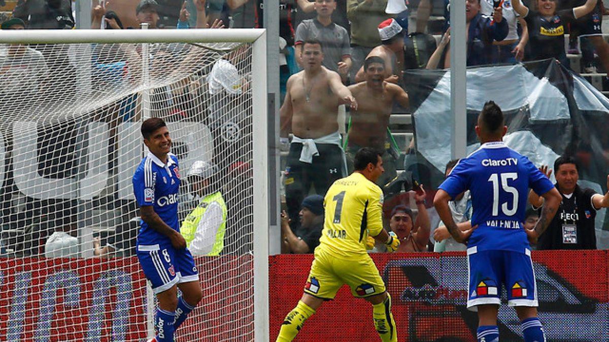 """Rubio admite """"impotencia"""" por perder penal ante Colo Colo y aclara críticas de Johnny Herrera"""