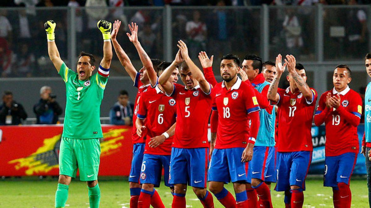 La ruta de Chile para quedar como número uno en ranking FIFA