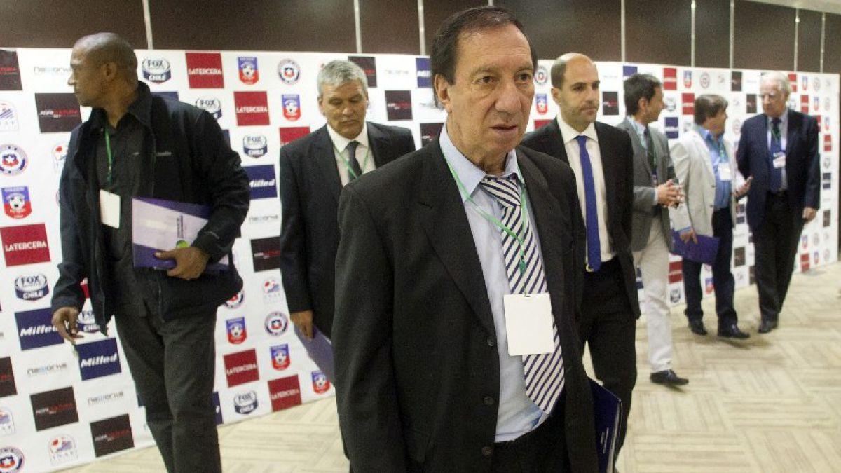 """Carlos Bilardo critica a la Roja: """"No todos los partidos de Chile son tan buenos como dice Sampaoli"""""""
